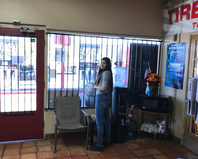 Pima Automotive & Tires | Customer Waiting Area | 520-325-3505 | 4702 E Pima St, Tucson AZ 85712
